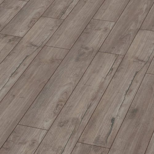 Kronotex Exquisite Nostalgia Silver Teak 8mm Laminate Flooring